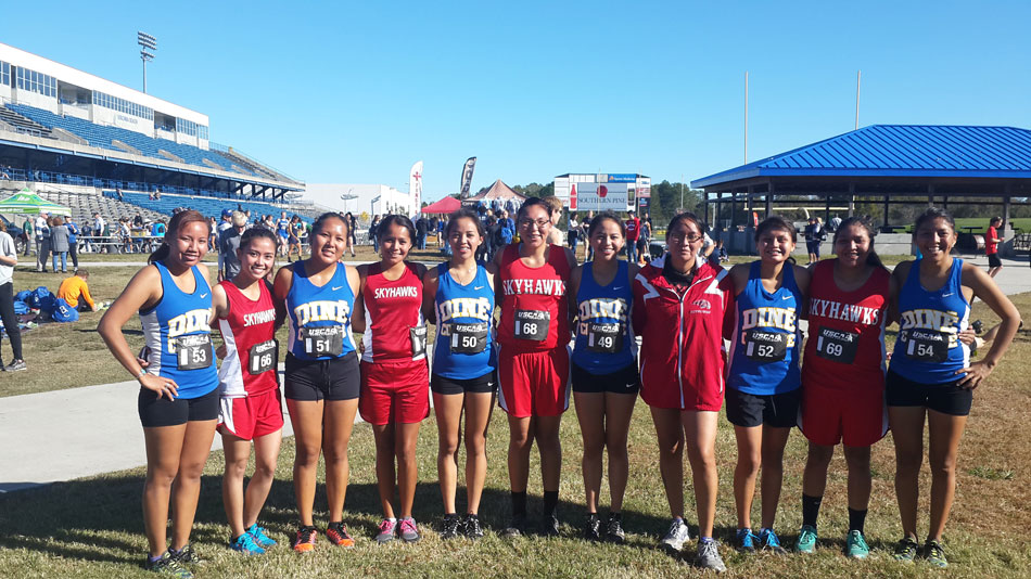 Cross Country Team Results From The Nationals In Virginia
