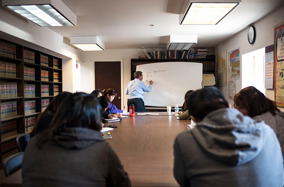 Law Advocate Navajo Technical University Crownpoint Nm