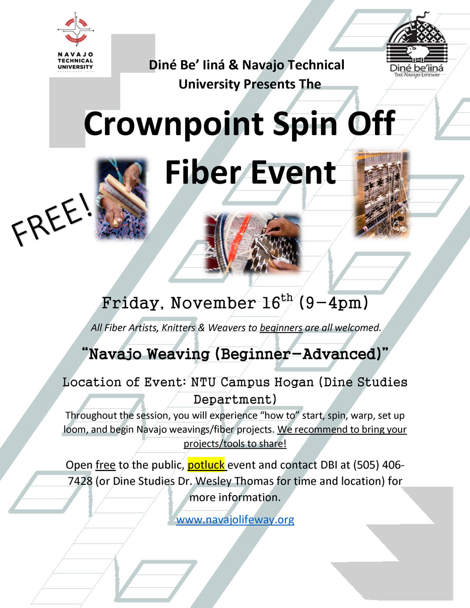 Crownpoint Spin Off flyer