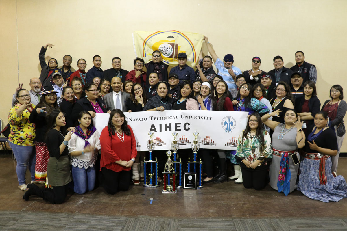 Student See Success at 2019 AIHEC Student Competition